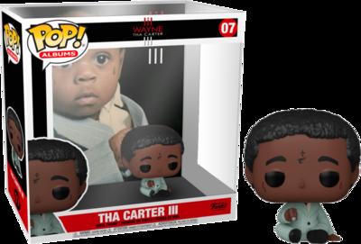 Pre-Order: Lil Wayne - Tha Carter III Pop! Albums Vinyl Figure