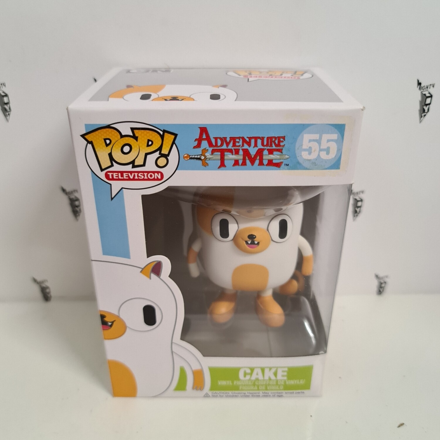 Adventure Time- Cake Pop! Vinyl Figure (a)