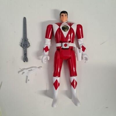 Mighty Morphin Power Ranger - Red Ranger Auto Morpher (fliphead)