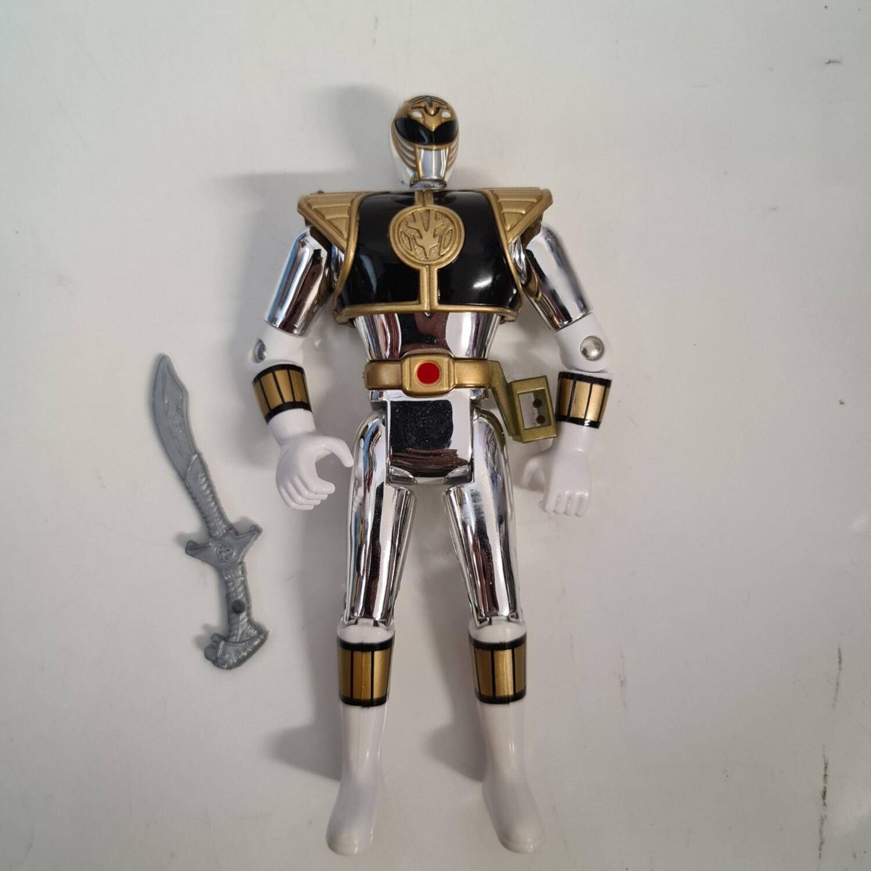 Mighty Morphin Power Ranger - White Ranger Movie edition figure 1995