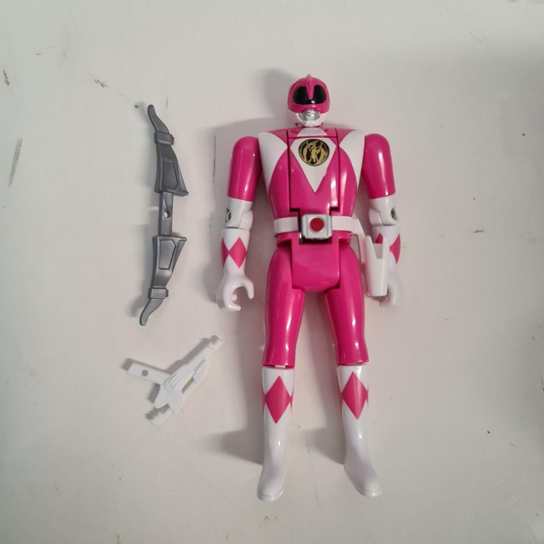 Mighty Morphin Power Ranger - Pink Ranger Auto Morpher (fliphead)
