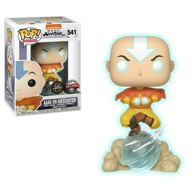 Avatar- Pop Vinyl Aang on airscooter Chase bundle of 6 (set of 6)