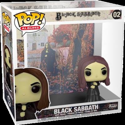 Black Sabbath - Black Sabbath Pop! Albums Vinyl Figure