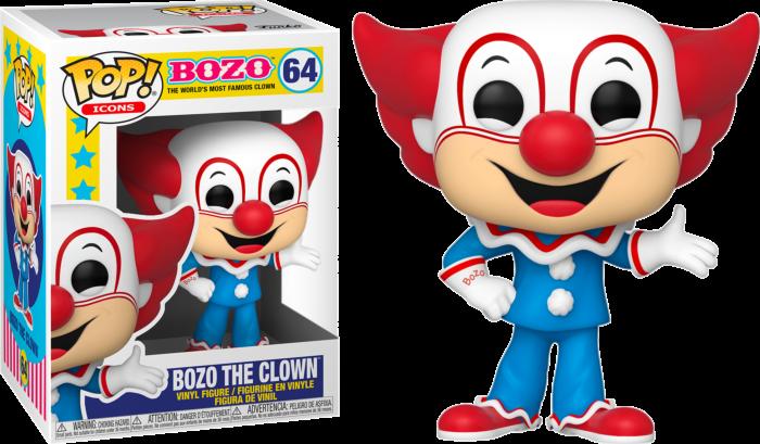 Bozo The Clown - Bozo The Clown Pop! Vinyl Figure