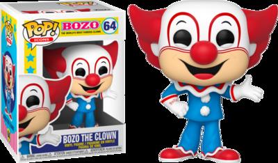 Pre-Order: Bozo The Clown - Bozo The Clown Pop! Vinyl Figure