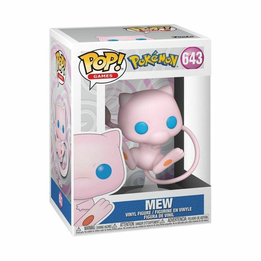 Pokemon - Mew Pop! Vinyl Figure