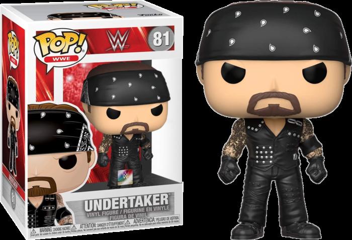 Pre-Order: WWE - Boneyard Undertaker Pop! Vinyl Figure