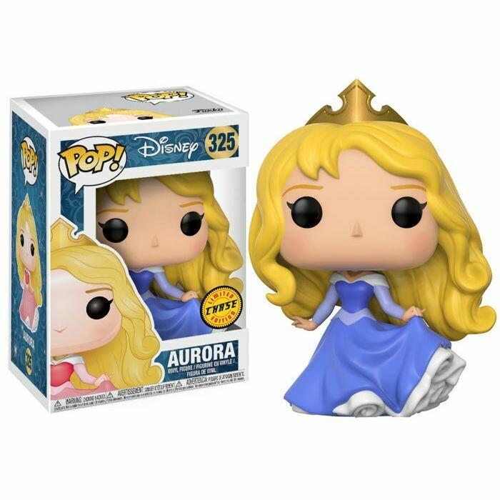 Sleeping Beauty - Aurora Disney Princess Chase Pop! Vinyl Figure Bundle of 6 (set of 6)