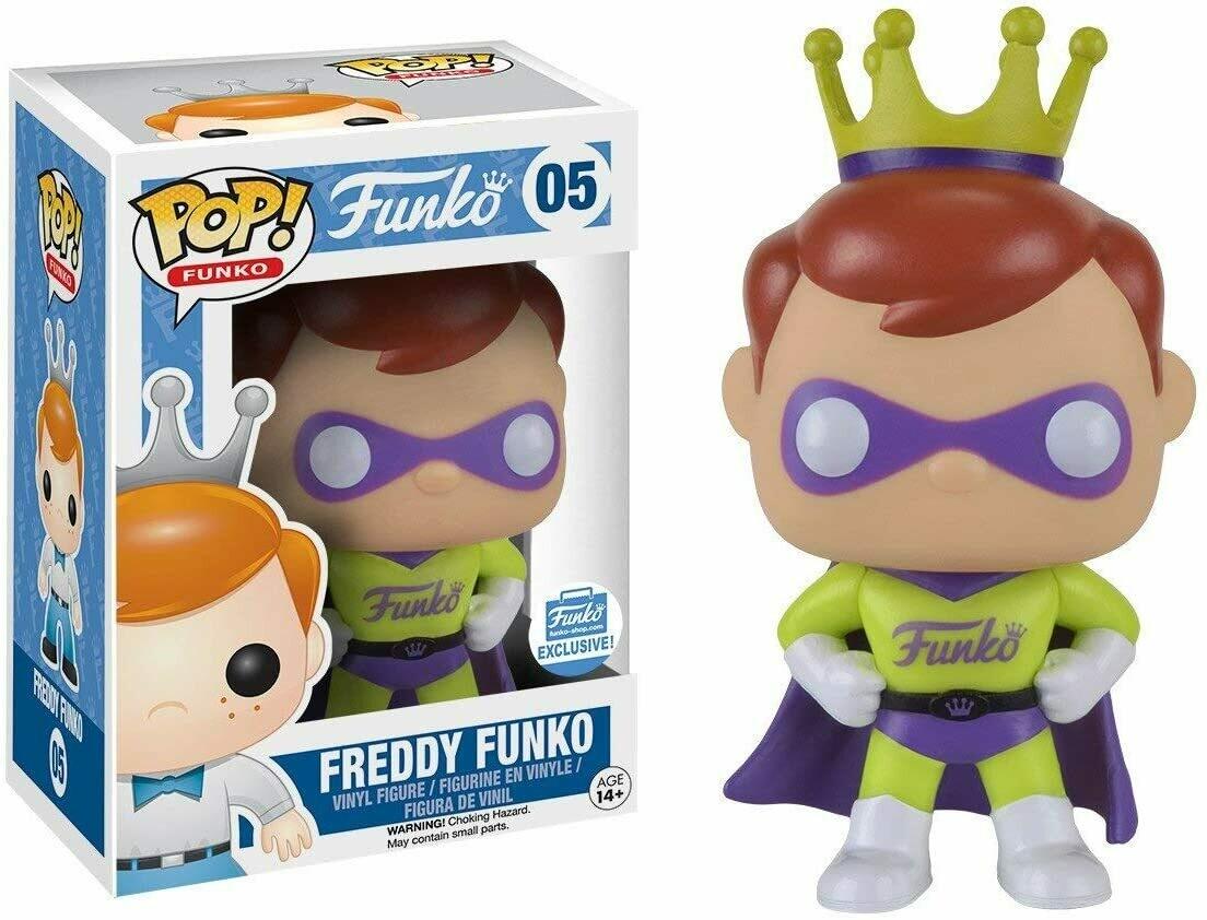Funko Freddy - Freddy Funko Superhero Exclusive Pop Vinyl 05