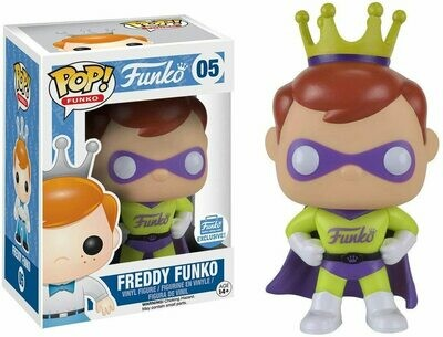 Funko Freddy - Freddy Funko Superhero Exclusive Pop Vinyl 05