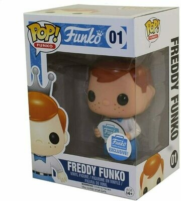 Funko Freddy - Freddy Funko Shop Exclusive Pop Vinyl