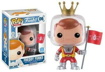 Funko Freddy - Freddy Funko astronaut Exclusive Pop Vinyl 06