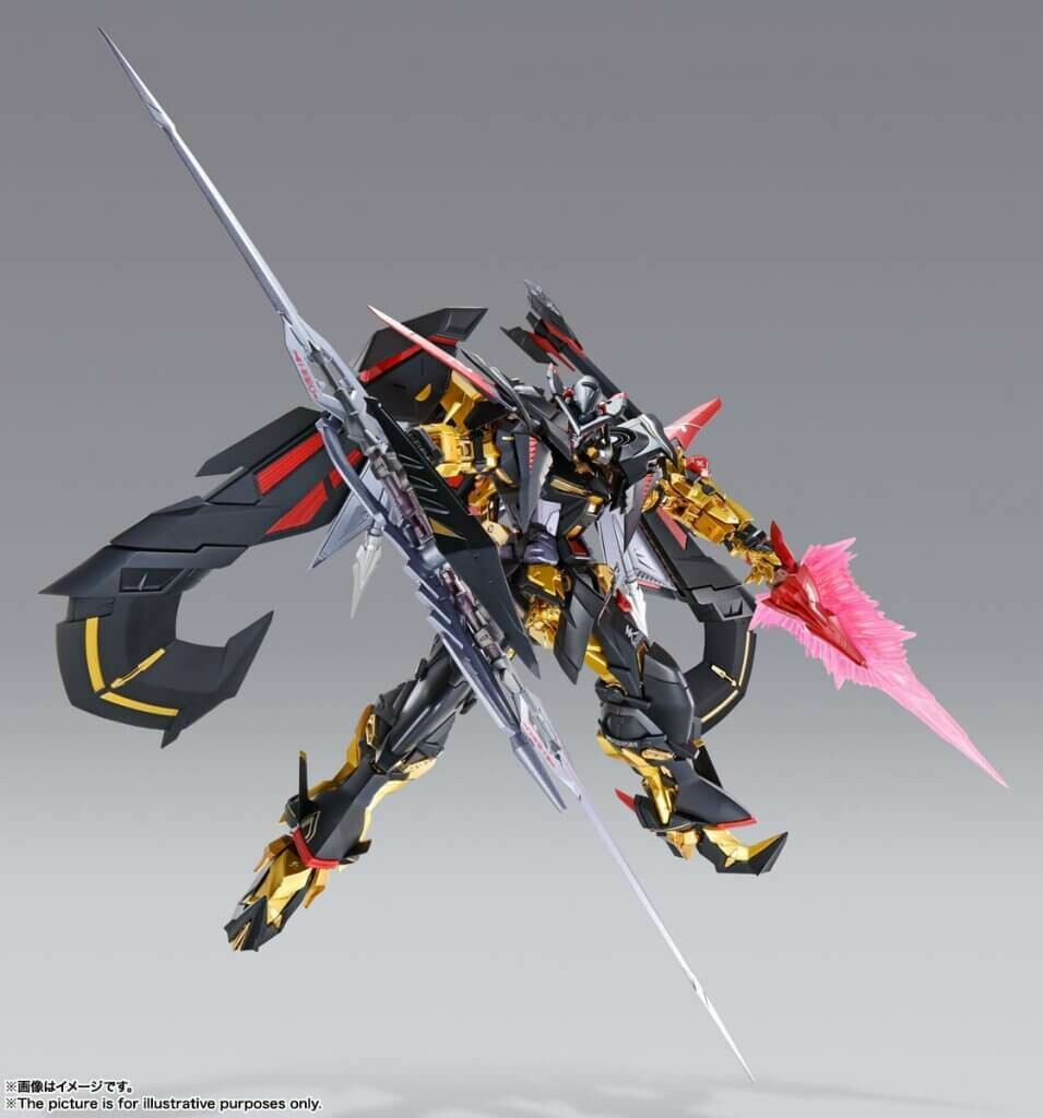 Pre-order: METAL GUNDAM Astray Gold Frame Amatsu Mina (Princes Of The Sky Ver.)