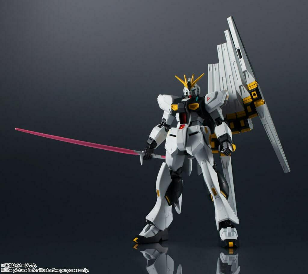 Pre-order: GUNDAM UNIVERSE Gundam Char's Counter Attack RX-93 v Gundam