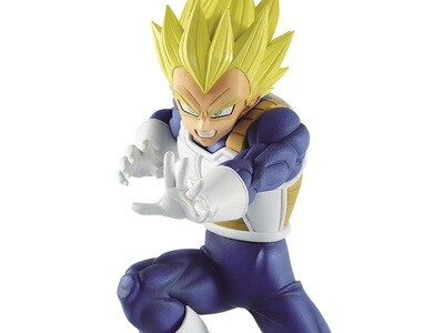 Pre-Order: DRAGON BALL SUPER - CHOSENSHIRETSUDEN II VOL.5 (A:SUPER SAIYAN VEGETA)