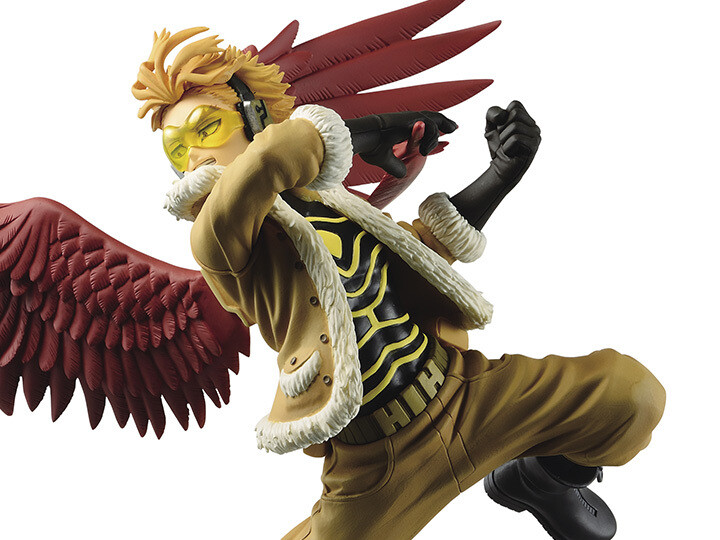 Pre-Order: MY HERO ACCADEMIA - THE AMAZING HEROES - HAWKS VOL.12