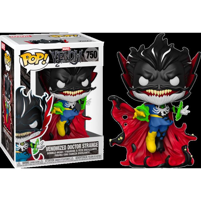 Venom - Venomized Doctor Strange with Energy Glow in the Dark Pop! Vinyl Figure