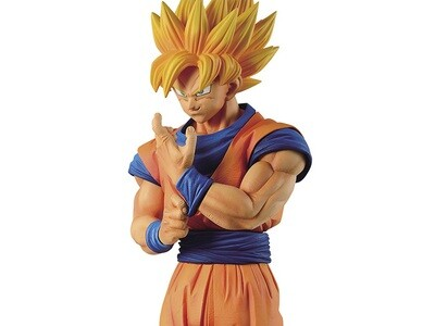 Pre-Order: DRAGON BALL Z - SOLID EDGE WORKS VOL.1 (B:SUPER SAIYAN SON GOKU)