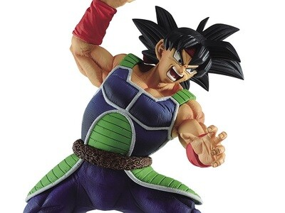 Pre-Order: DRAGON BALL SUPER - CHOSENSHIRETSUDEN II VOL.5 (B:BARDOCK)