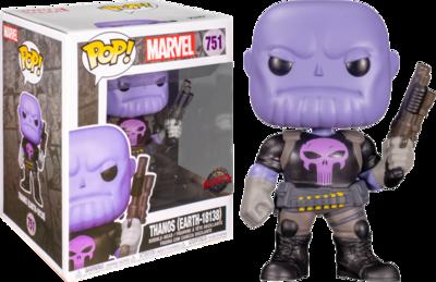 Marvel - Punisher Thanos 6
