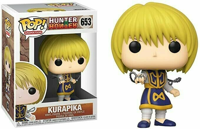 Hunter x Hunter - Kurapika Pop Vinyl Figure
