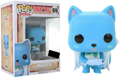 Fairy Tail - Happy Pop! Vinyl Figure