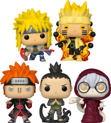 Pre-Order: Naruto: Shippuden - Six Path Sage Mode Pop! Vinyl Figure