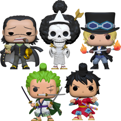 Pre-Order: One Piece - I Like The Brook Of This Pop! Vinyl Figure