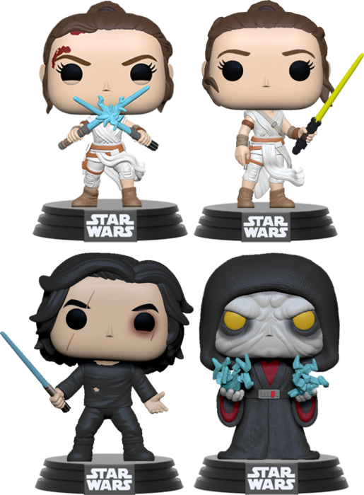 Pre-Order: Star Wars Episode IX: The Rise Of Skywalker - Palpatine Returns Pop! Vinyl Figure