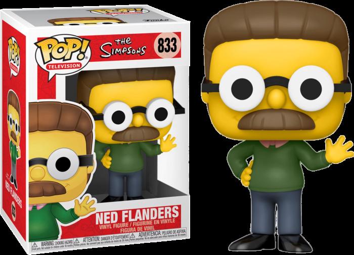 The Simpsons - Ned Flanders Pop! Vinyl Figure