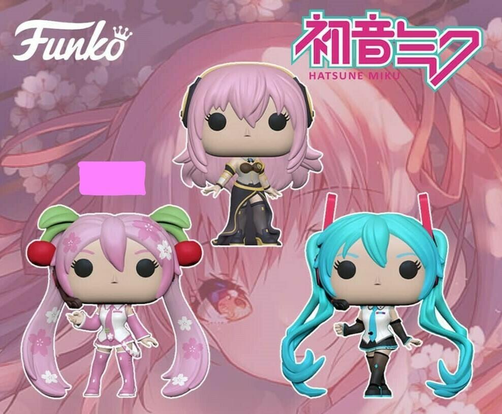 Vocaloid -  Vocaloid Pop! Vinyl Figure