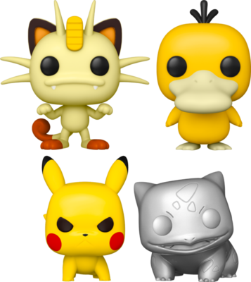 Pre-Order: Pokemon - Pokemon Pop! Vinyl Figure