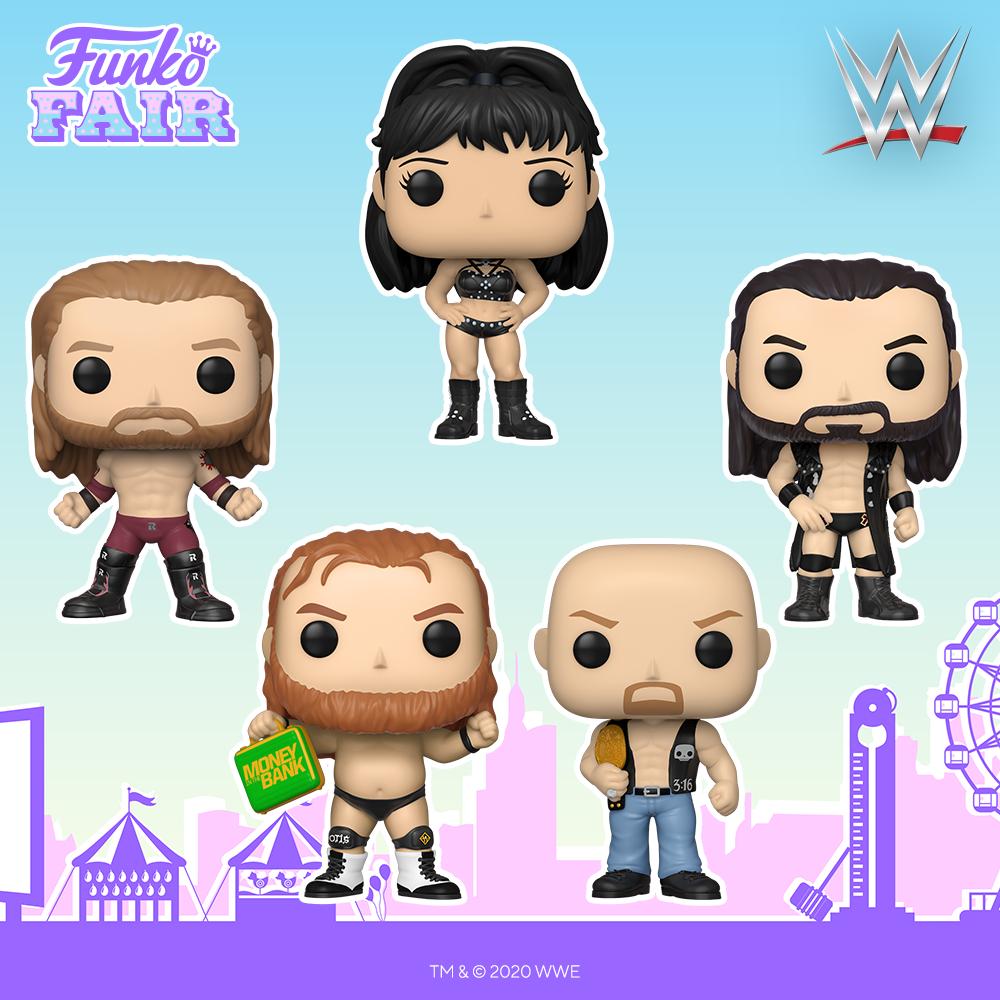 WWE -WWE Pop! Vinyl Figure