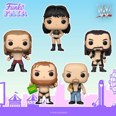 Pre-Order: WWE -WWE Pop! Vinyl Figure