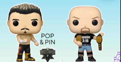 WWE - WWE Pop! Vinyl Figure