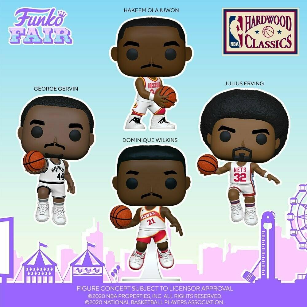 NBA-NBA Pop! Vinyl Figure