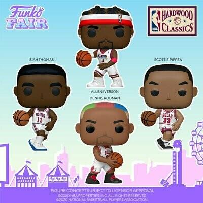 NBA - NBA Pop! Vinyl Figure