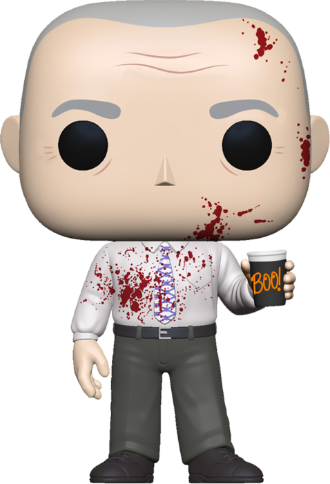 Pre-Order: The Office - Creed Bratton Pop! Vinyl Figure Bundle (set of 6)