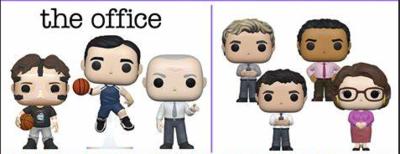 Pre-Order: The Office - The Office Pop! Vinyl Figure