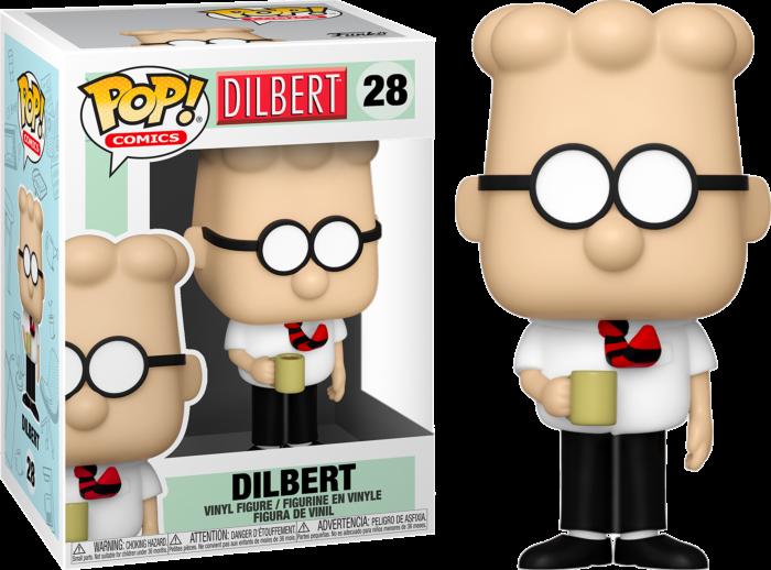 Dilbert - Dilbert Pop! Vinyl Figure