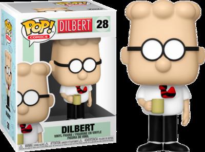 Pre-Order: Dilbert - Dilbert Pop! Vinyl Figure