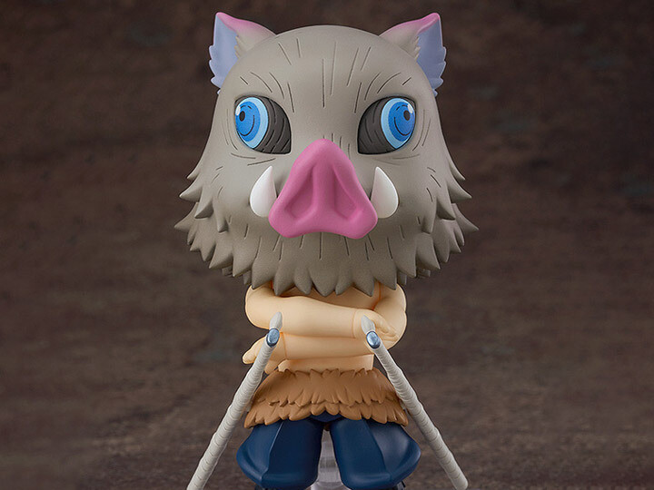 Demon Slayer: Kimetsu no Yaiba Nendoroid No.1361 Inosuke Hashibira