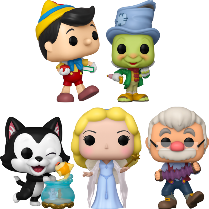 Pinocchio - When You Wish Upon A Pop! Vinyl Figure