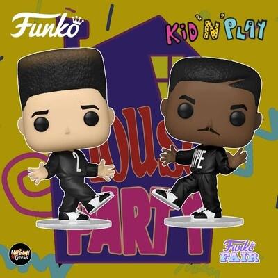 Pre-Order: Kid 'N Play Pop! Vinyl Figure