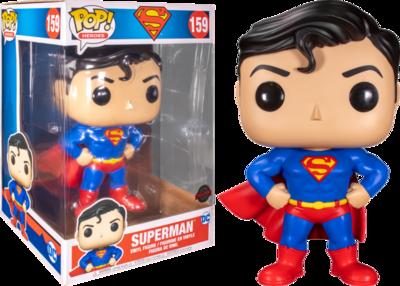 "Superman - Superman 10"" Pop Vinyl Figure"
