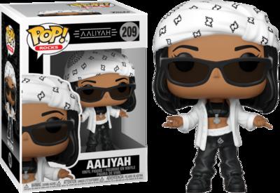 Pre-Order: Aaliyah - Aaliyah Pop! Vinyl Figure