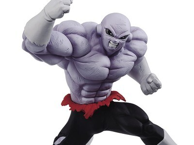 Dragon Ball Super Warriors Battle Retsuden II Vol.1 Jiren