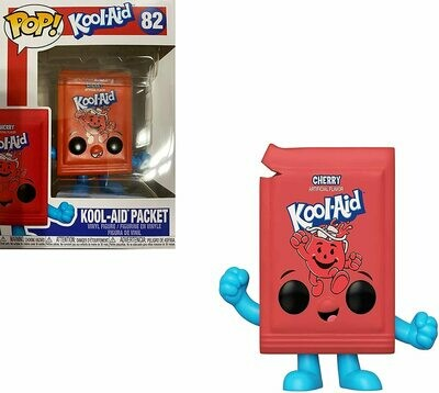 Funko Ad Icon- Kool Aid Packet Pop! Vinyl Figure