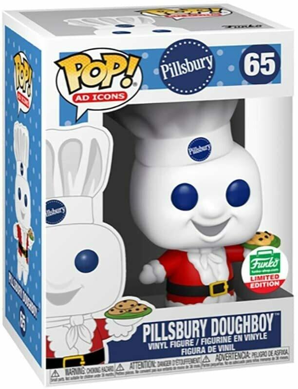 Funko Ad Icon- Pillsbury Doughboy Pop! Vinyl Figure