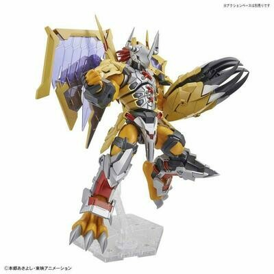 Pre-Order: DIGIMON - FIGURE-RISE - WARGREYMON MODEL KIT (AMPLIFIED)
